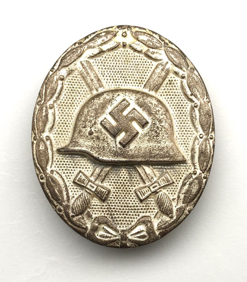 Battlefront Collectibles - WW2 German Silver Wound Badge