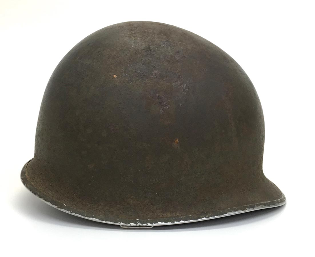 battlefront collectibles   ww2 us m1 helmet shell fixed
