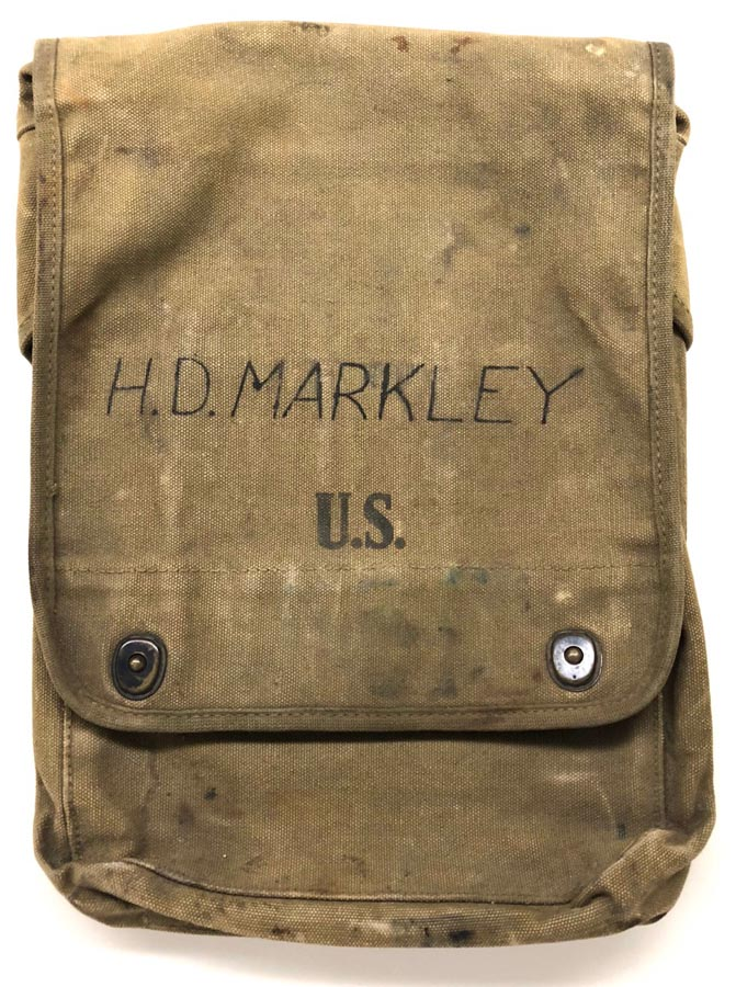 Battlefront Collectibles WW US Army Map Case - Ww2 us map case